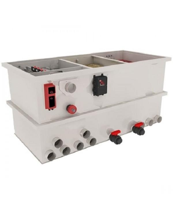 Red Label Combi Filter Basic 500 Plus – комбінований барабанний фільтр для ставка водойми або УЗВ