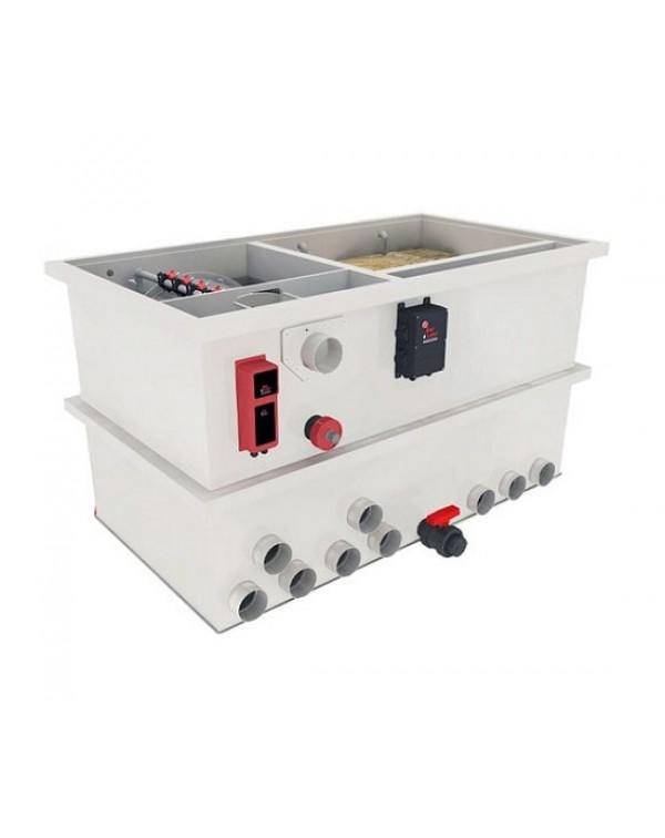 Red Label Combi Filter Basic 500 – комбинированный барабанный фильтр для пруда водоема или УЗВ
