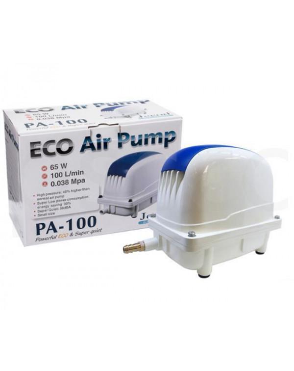 Jebao Jecod PA-100 - повітряний компресор мембранного типу для ставка