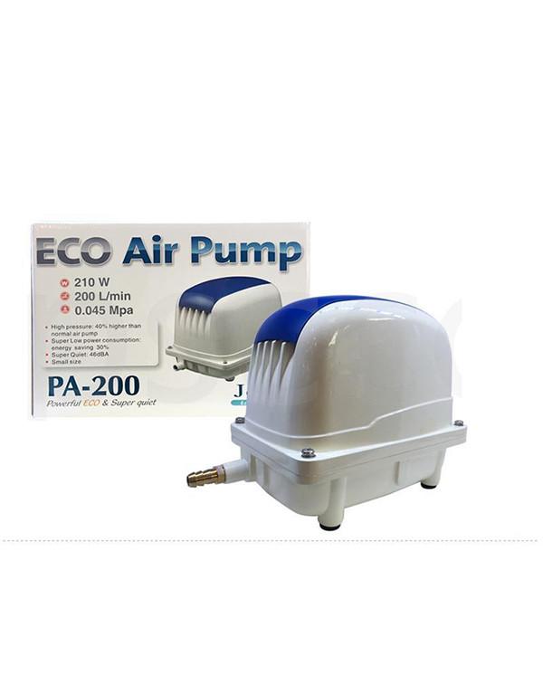 Jebao Jecod PA-200 - воздушный компрессор мембранного типа для прудов