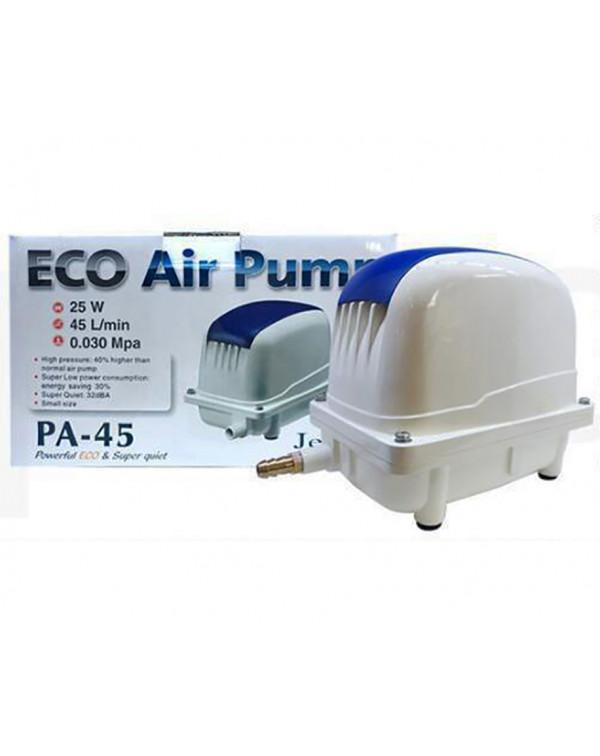 Jebao Jecod PA-45 - повітряний компресор мембранного типу для ставка