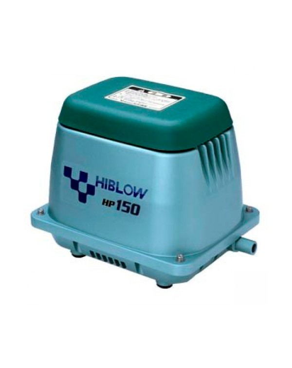 Hiblow HP-150 - membrane type air compressor for pond