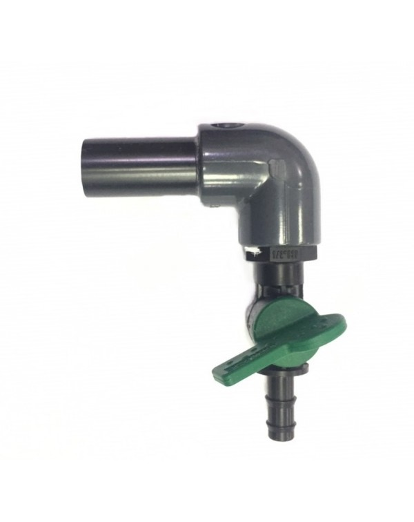 Распределитель воздуха AquaKing - на 1 кран (пластик)