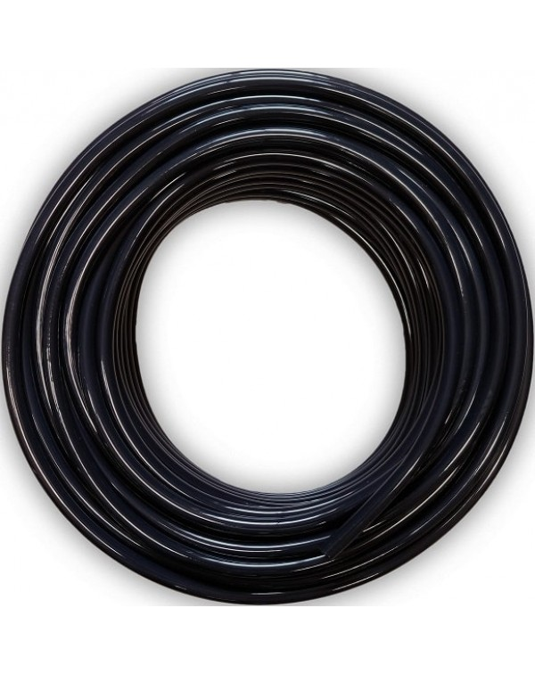 Air hose, 16 mm, black