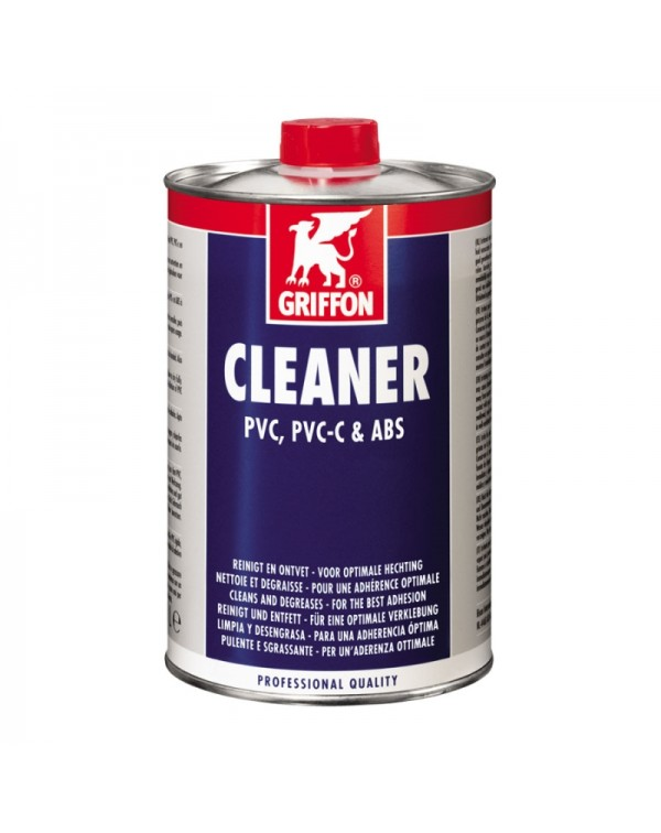 Сleaner for PVC pipes GRIFFON - 1000 ml