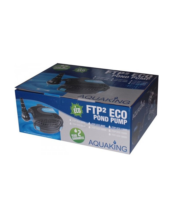 Aquaking FTP2-6500 – pump for pond, pond, waterfall or fountain