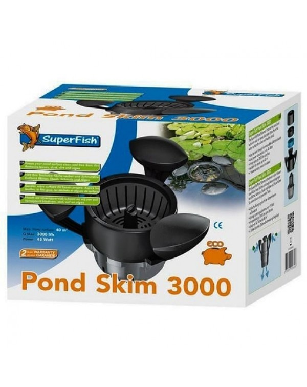 Skimmerс SuperFish Pond Skim 3000