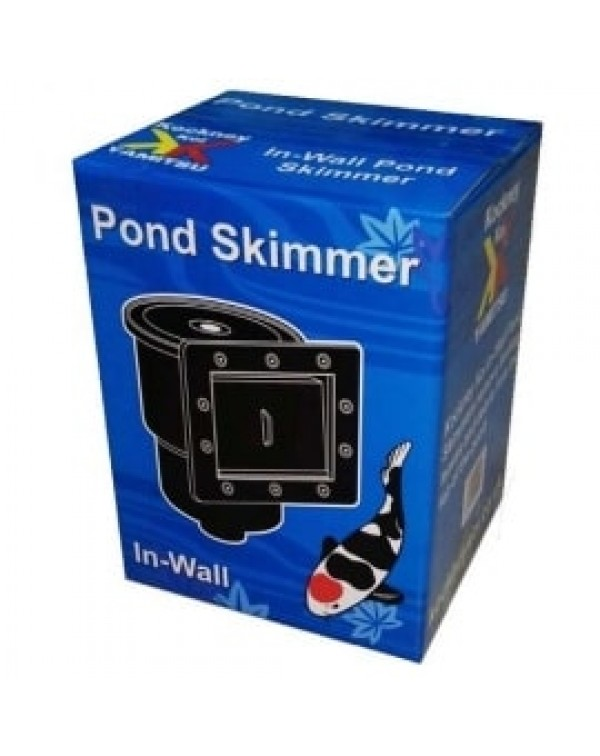 In-built pond skimmer Yamitsu Pond Skimmer In-Wall