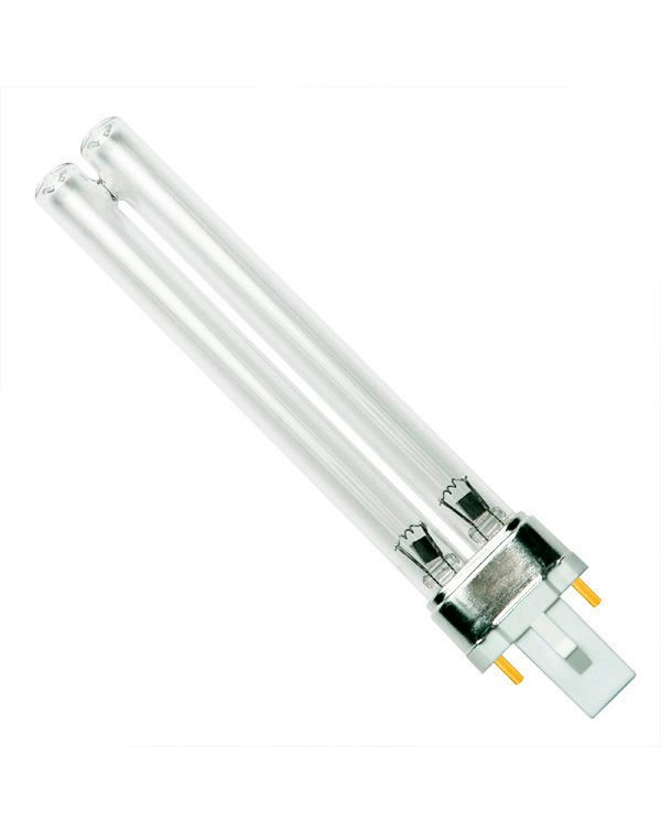 AquaKing PL-7W (G23) - replaceable UV lamp