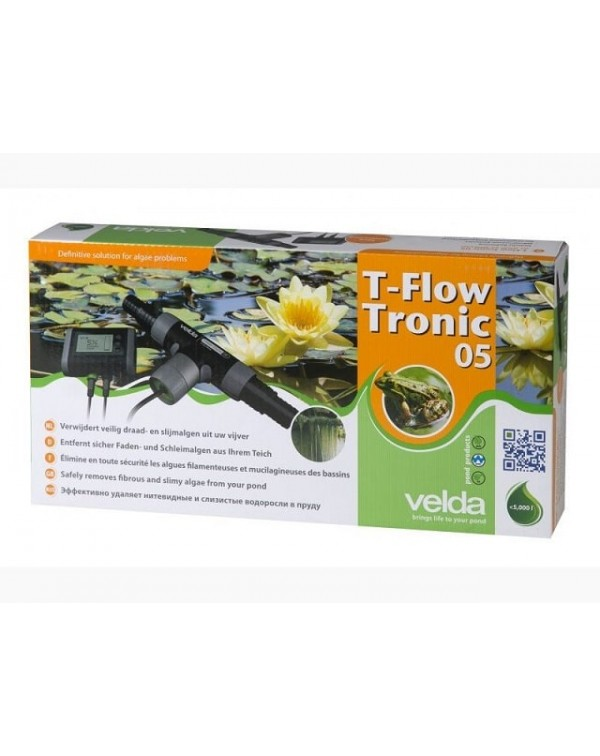 Algae control device Velda T-Flow Tronic 05