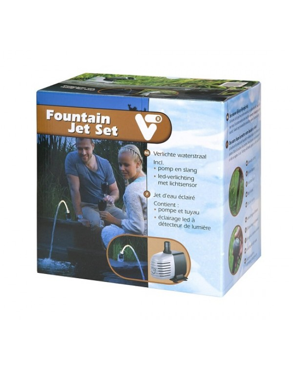 Velda VT Fountain Jet - fountain set
