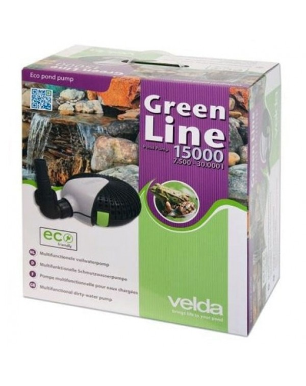 Velda Green Line 15000 - water pump for pond, waterfall or fountain