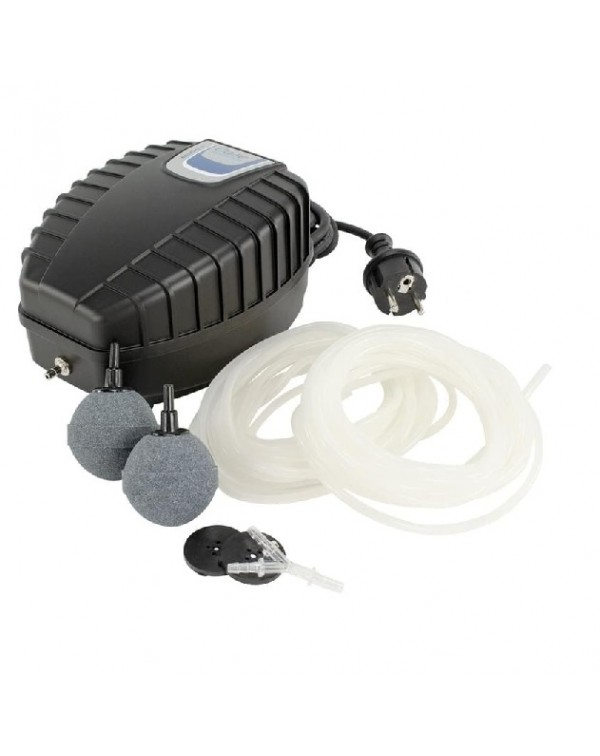 OASE AquaOxy 500 - membrane type air compressor for ponds